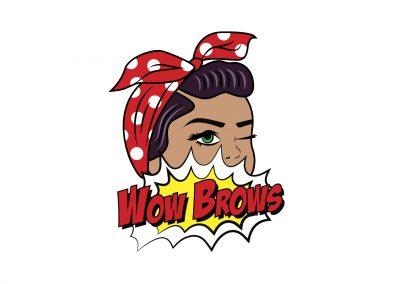 Wow Brows Logo