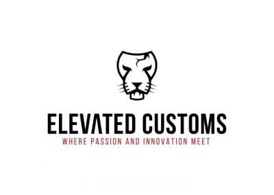 Elevated Customs Logo