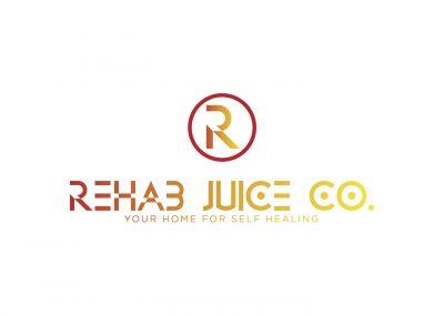 Rehab Juice Co. Logo