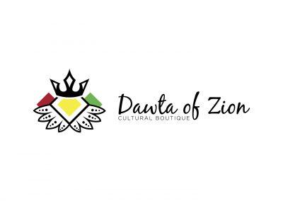 Dawta of Zion Cultural Boutique Logo