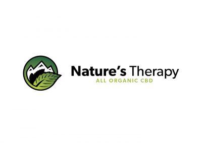 Nature's Therapy Organic CBD Logo