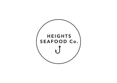 Heights Seafood Co. Logo